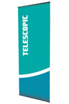 31.5 x 86 One-Sided retractable banners