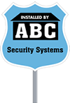 Custom Badge Shape Security Signage