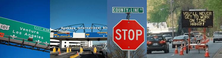 Digital Electronic Traffic/Highway Signs vs  Illuminated