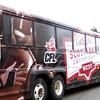 bus car automobile wrap graphics