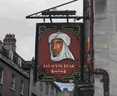 Early English Sign Makers Painted This Sign in London