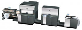 label sticker printing with an HP Indigo
