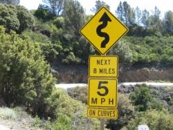 customized traffic signage
