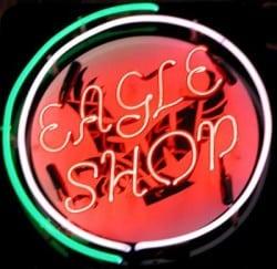 Neon Shop Signage