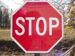 Stop Sign Reflective Sheeting
