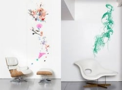 Lively wall decals
