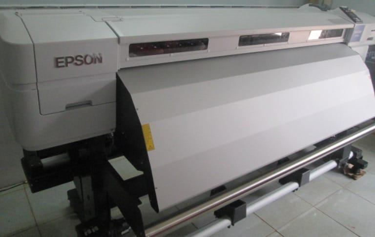 Choosing a Dye Sublimation Fabric Display Printer | Visigraph