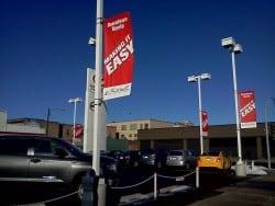 Pole Banner Print Displays