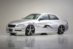 Automobile Decals and Graphics