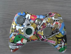 xbox controller graphic decals