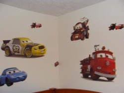 Car Stickers for Walls