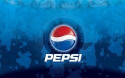 Pepsi Logo printing