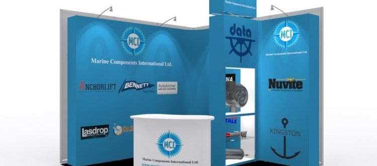 Exhibition Booth Graphics : Installing trade show booth graphics the front runner fabric