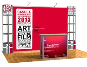 Booth For Trade Shows
