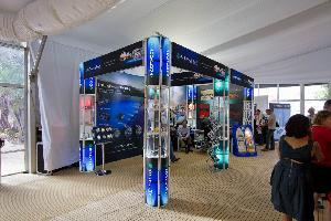 Trade Show Booth Objectives : Your goals in going to a trade show or conventions visigraph