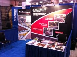 Graphic Displays for Trade shows