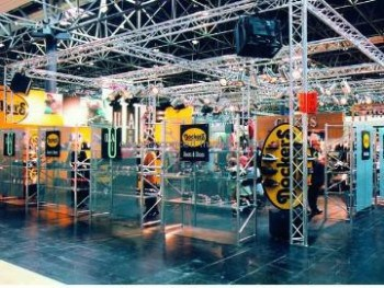 Truss style Trade Show displays