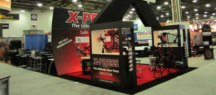 How Long do Dye Sublimated Fabric Trade Show Displays Last | Visigraph