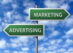business marketing and business advertising