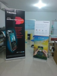 Roll Up Retractable Banners