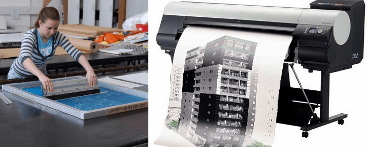 How to Screen or Digitally Print PVC or Vinyl Banners