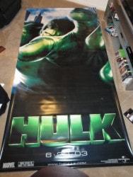 Hulk Banner Display Price