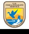 USA Fish Wild life Logo
